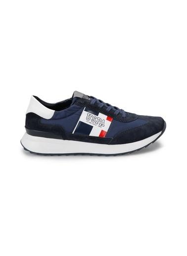 U.S. Polo Assn. U.S. Polo Assn. Esposito Erkek Sneaker Lacivert